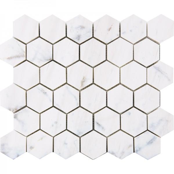 bianco-dolomite-2-hexagon-mosaic