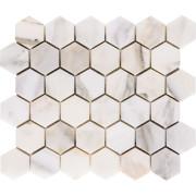 calacatta verde mosaics p. 2 inch hexagon (1)