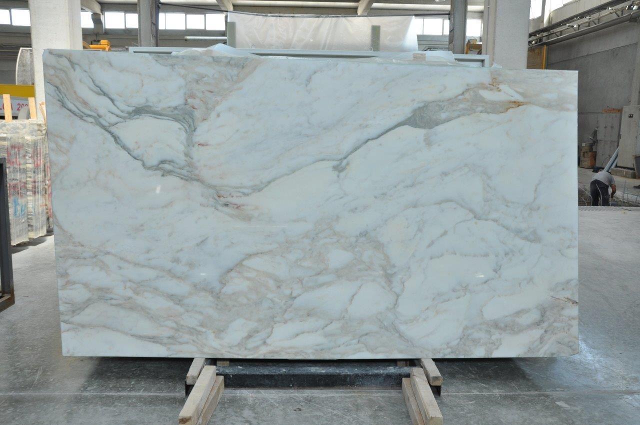 Calacatta Verde Marble Slabs New Arrival Tirmar